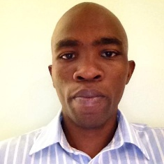 Photo of Botswana National Youth Council Chairperson, Ishmael Metlha Mokwena Interview