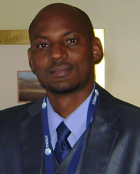 Photo of Cedric Mpedi- Geoscientist & Project Management Professional