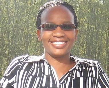 Photo of Gofaone Nanie Peletang
