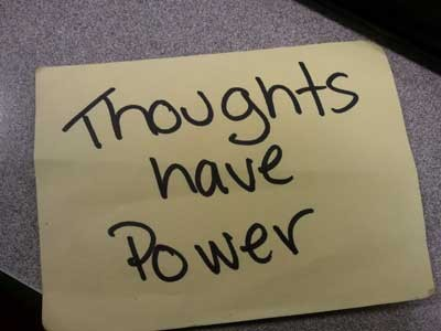 Photo of The Power of Our Thoughts