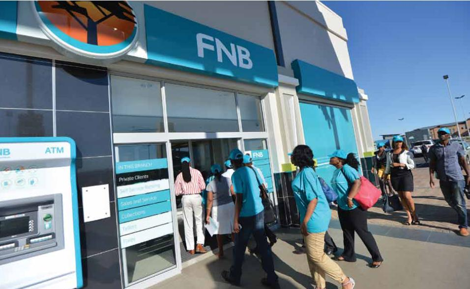 Photo of Admin assistant wanted at FNBB