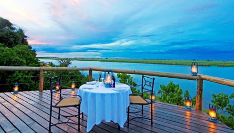 Photo of The Top 11 most romantic resorts in Botswana