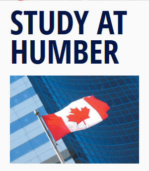 Photo of Humber International Entrance Scholarships