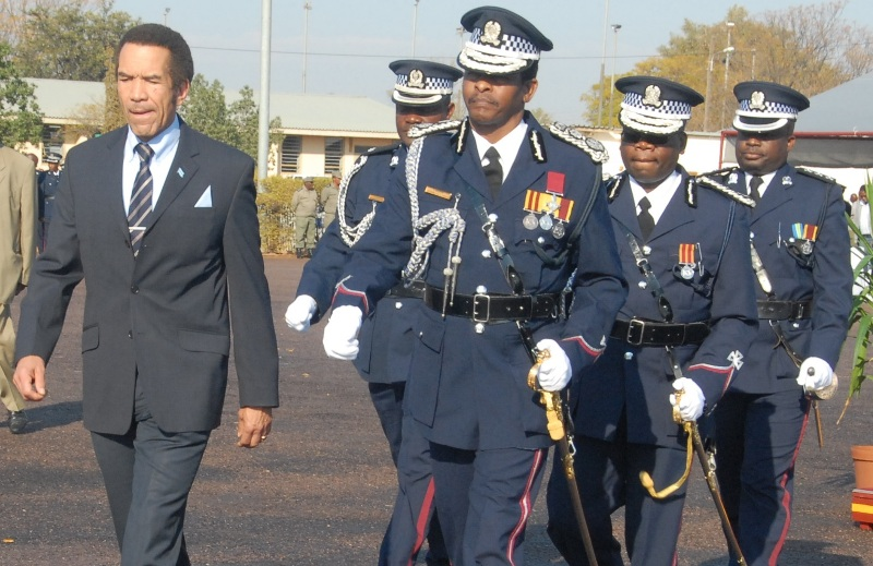 Photo of VACANCIES AT BOTSWANA POLICE SERVICE – SALARY:  (P349, 704 – P363, 848) per Annum