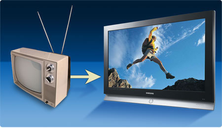 5 differences between digital analogue television. Black Bedroom Furniture Sets. Home Design Ideas