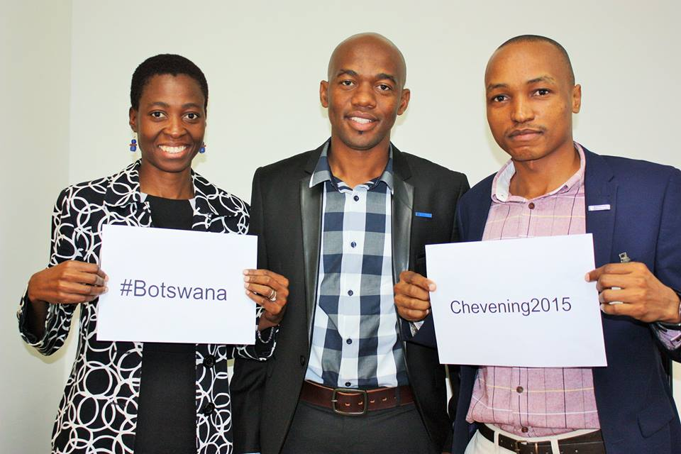 Photo of Botswana Chevening Scholars Lead the Way!