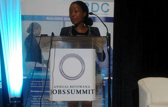 Photo of Botswana Jobs Summit Resolutions From Speakers