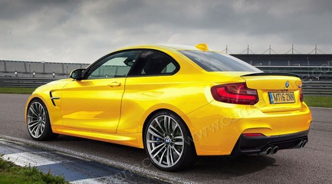 Photo of BMW M2 Will Appear In European dealer System On Oct. 15