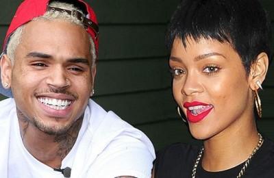 Chris Brown and Rihanna main