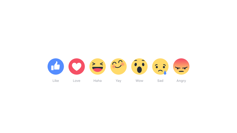 Photo of Facebook Introduces New Reactions