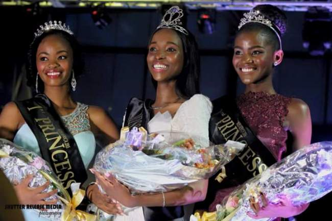 Photo of Peelo Mookodi Crowned Miss Africa Botswana 2015