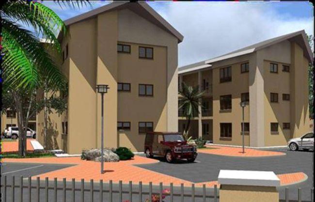 Photo of Architect Impression Of The 372 Youth & IPS Flats