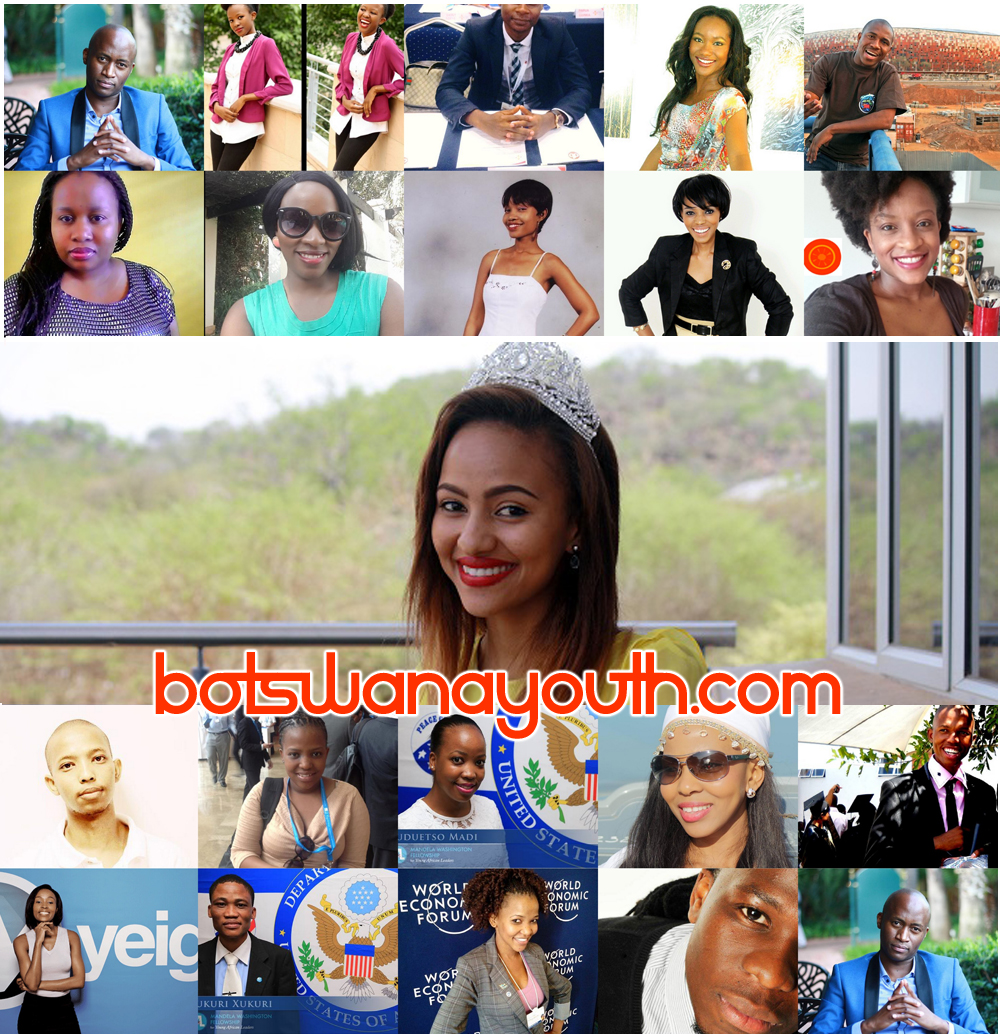 Photo of Botswana 's  Top 20 Most Inspirational Youth 2015