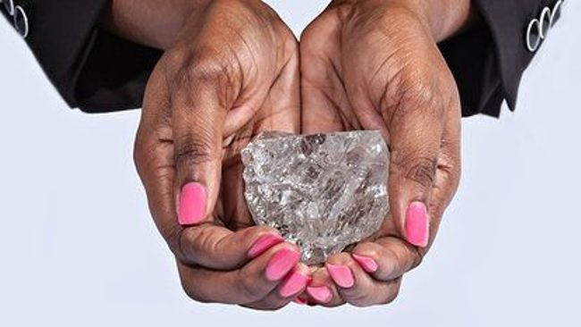 Photo of Lucara Diamond Corp CEO Wants Over $60 Million For The Large Stone