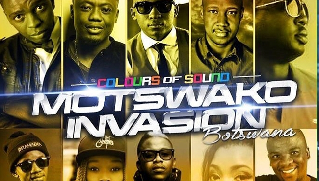 Photo of SA VS Botswana At The 2nd Annual Motswako Invasion Concert!
