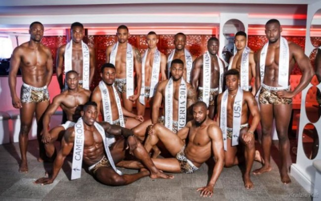 Photo of Botswana Is The First African Country To Host Mr Africa International!