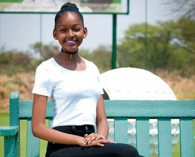 Photo of Tshephang Khan Is 'Little Miss Princess Of The World Botswana 2015