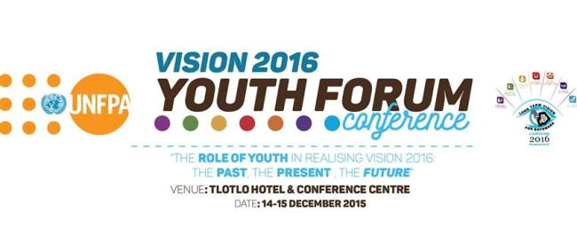 Photo of Vision 2016 Youth Forum Invites Youth To A Conference.