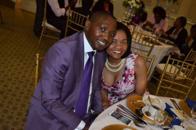 Vee and kagiso wedding bands
