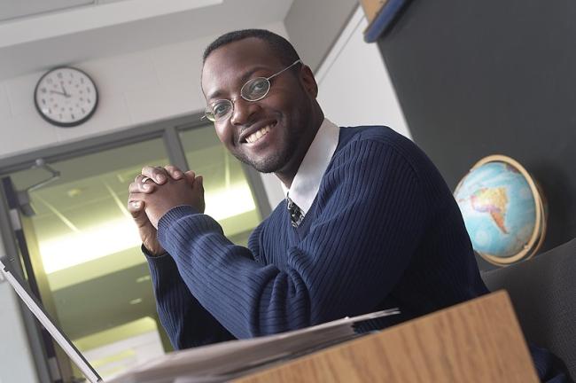 black-teacher-man