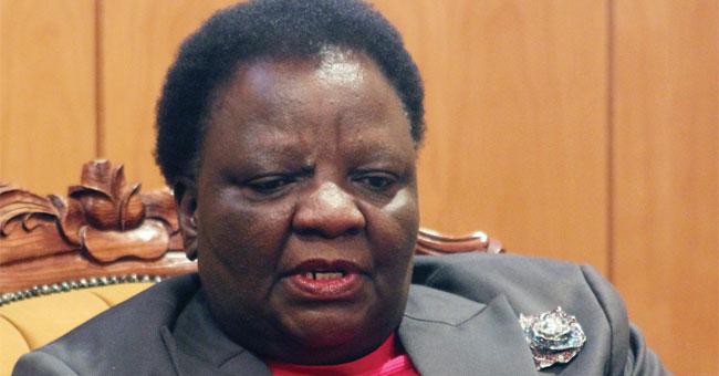 Photo of Margaret Nasha Reveals Why She Left BDP For UDC