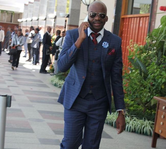 Photo of Pictures: Top Fashion At The Budget Speech Presentation
