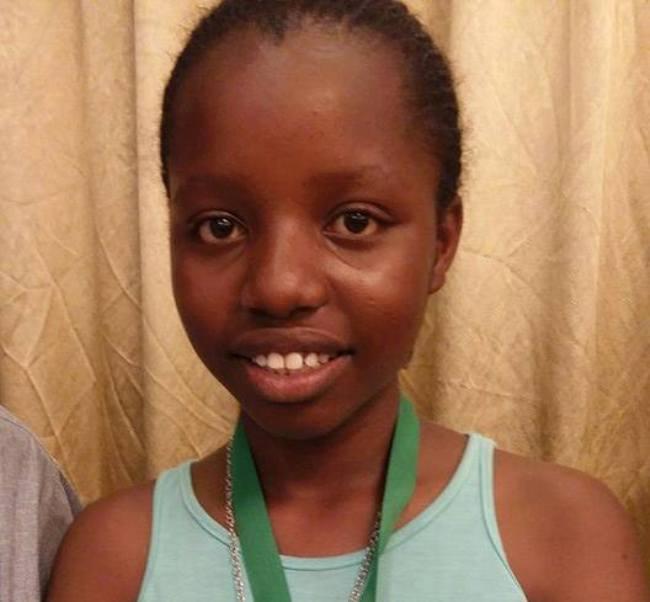 Photo of 14-Year Old Besa Masaiti Awarded Woman Candidate Master Title!