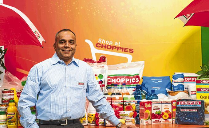 Photo of Choppies CEO Ramachandran Covers Forbes Africa, March Edition