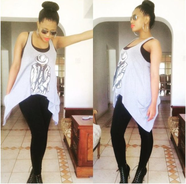 5 Ways Fashionista Kagiso Shows Expecting Mothers To Get