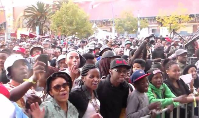 Photo of Botswana Joins In The Back To The City Festival 10 Years Celebrations