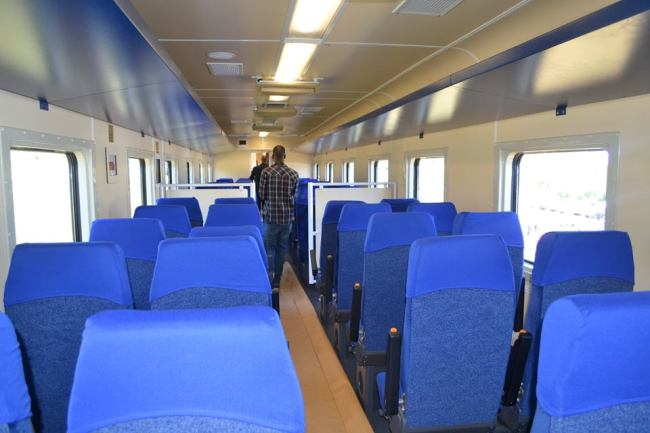 Photo of Botswana Passenger Train In Pictures