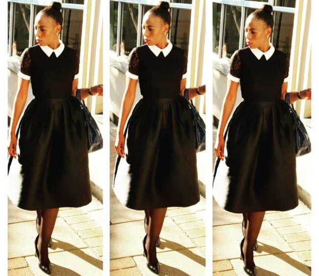 Photo of WCW: 10 Times Boitshwarelo Lebang Slays In Her Sophisticated Style!