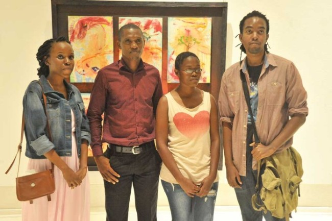 Photo of Selected LAtelier Art Works To Put Botswana In World Map