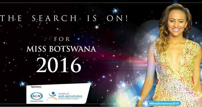 About Miss Botswana