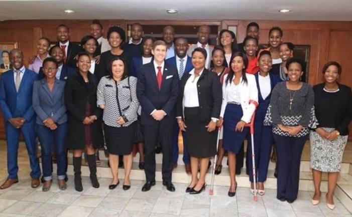 Photo of 2016 Mandela Washington Fellows Announced!