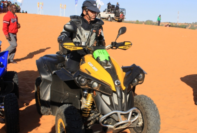 Photo of Khawa Dune Challenge 2016: My President Is Cooler Than Yours!