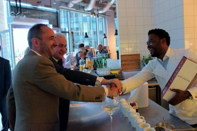 Photo of Inspirational: Motswana Chef Opens A Top Notch Restaurant In Poland