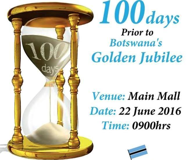 Photo of Botswana Celebrates 100 Days Before Independence Day.