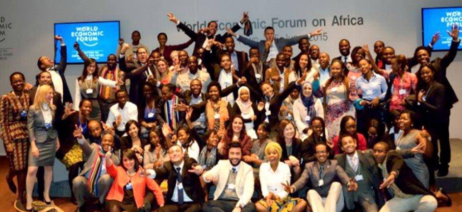 Photo of 3 Batswana Among 80 African Youth Sharing Their Perspective On The Future Of Africa