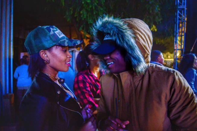Sasa Klaas And Ban T New Couple Alert Botswana Youth