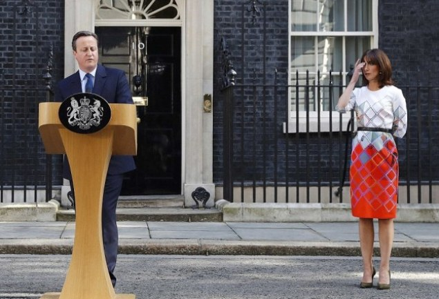 Photo of British Prime Minister Quits!