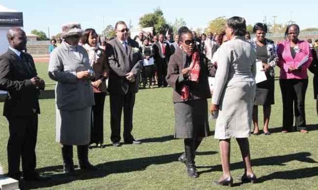 Photo of Botswana Joins The World In Celebrating Teachers!