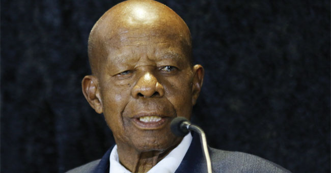 Photo of Lecture By H.E. Former President Sir Ketumile Masire At BIUST