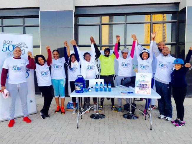 Photo of The 1st Annual Botswana Independence Half Marathon