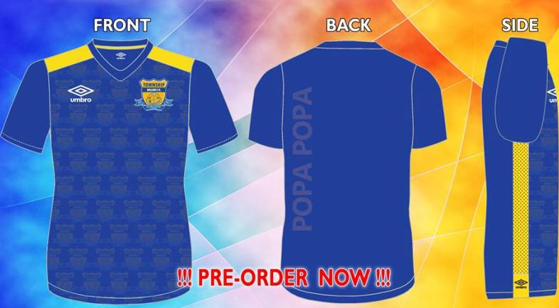 Introducing township rollers fc 2016 17 umbro jerseys for Unique home stays jersey