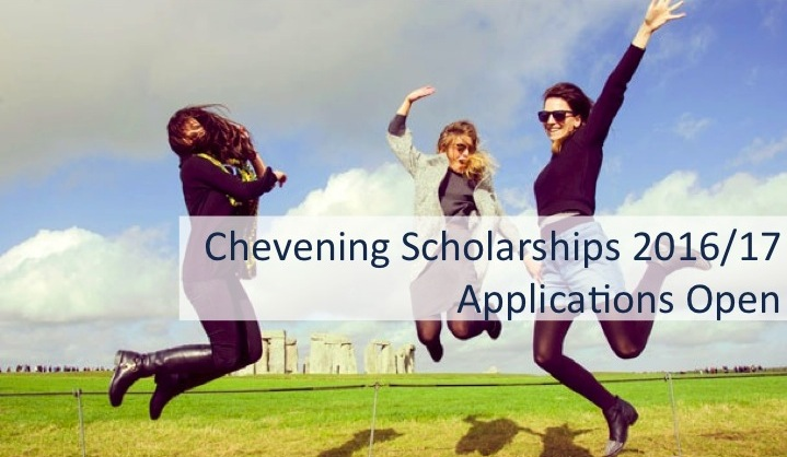 Photo of Applications for the UK Government's prestigious #Chevening Scholarships are now open