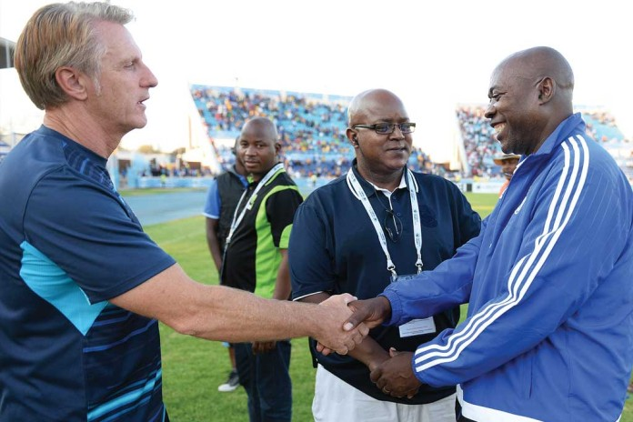 Photo of Final Play Off Match Between Centre Chiefs And Township Rollers Scheduled For Tomorrow
