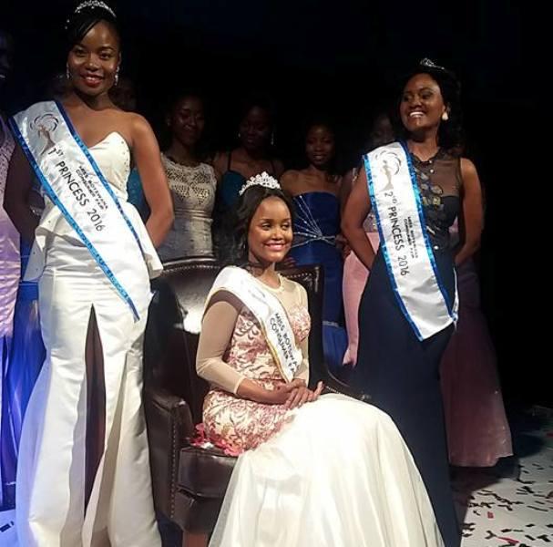 Photo of One Mariri Crowned Miss Botswana Consumer Fair 2016
