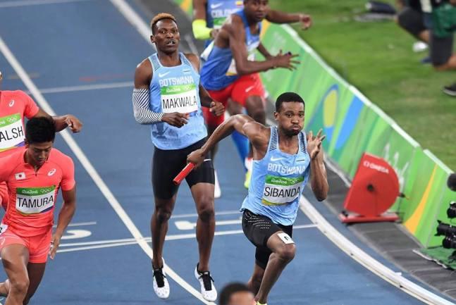 Photo of President Khama Commends Team Botswana On Their Rio Performance