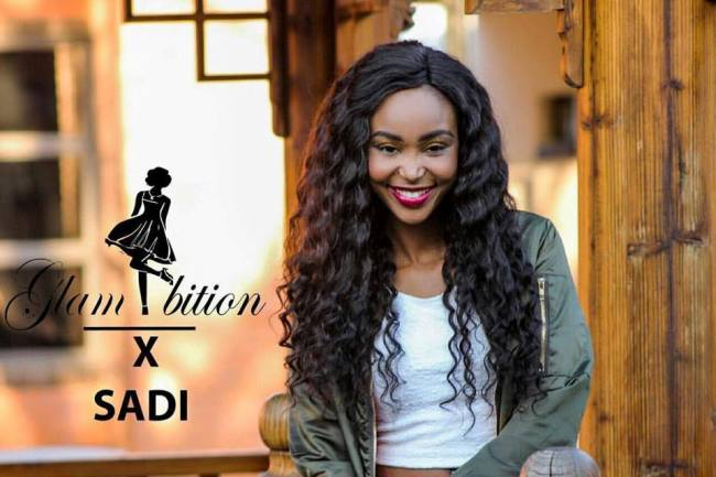 Photo of Sadie Dikgaka Becomes The Face Of Glambition Hair